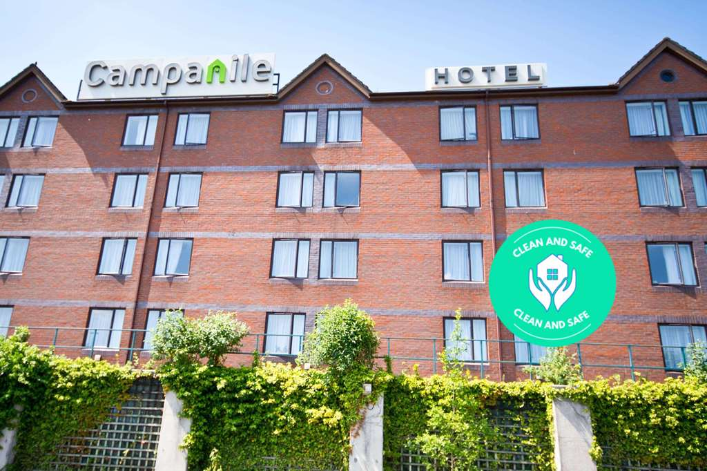 Bed and Breakfast Hotel Campanile Manchester