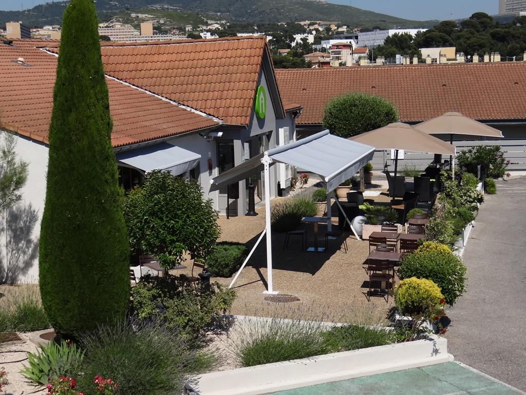 H tel restaurant campanile marseille saint antoine - Restaurant le jardin marseille ...