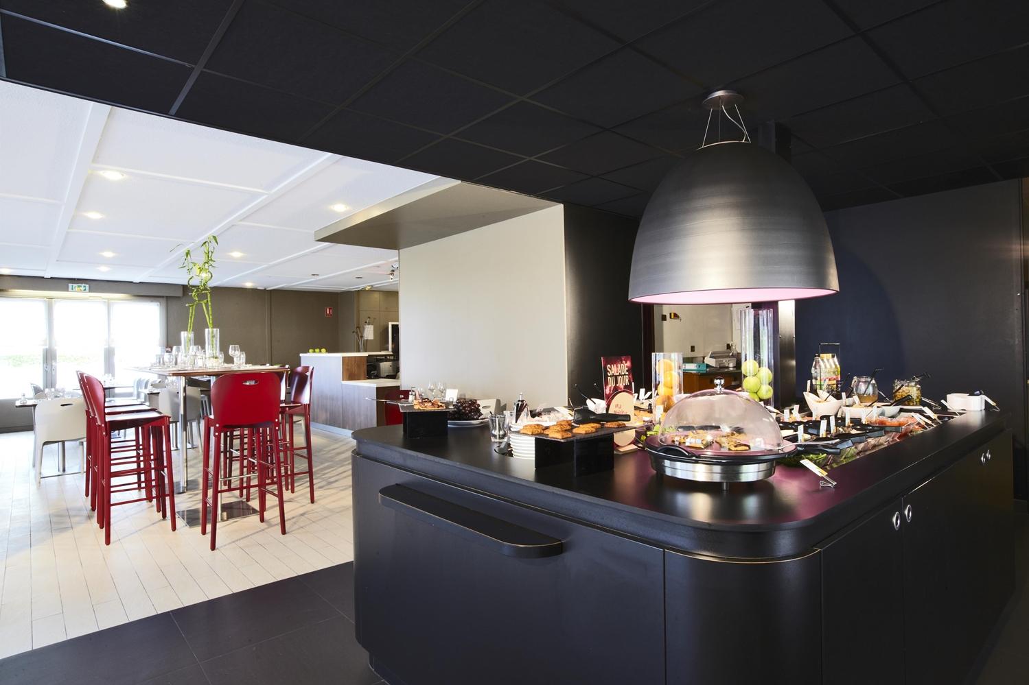 Restaurant - Hôtel Campanile Maubeuge