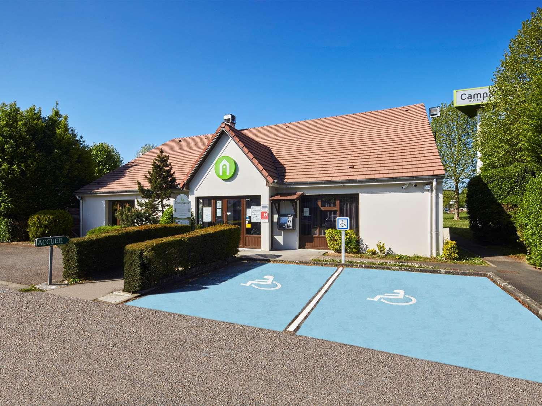 HOTEL CAMPANILE MELUN Sénart - Vert Saint Denis