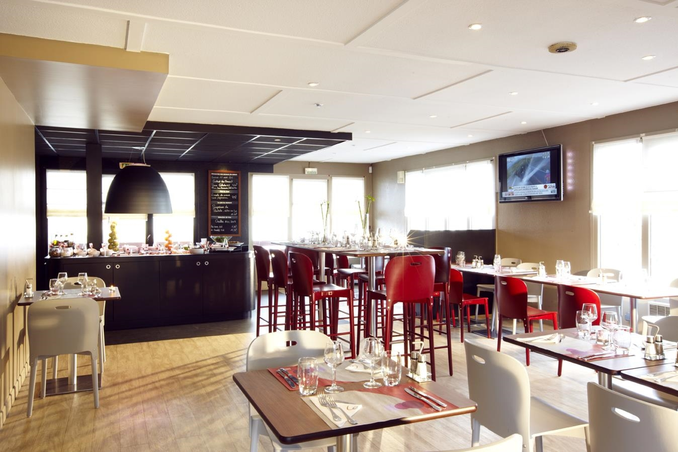 Restaurant - Hôtel Campanile Melun Sud - Dammarie Les Lys
