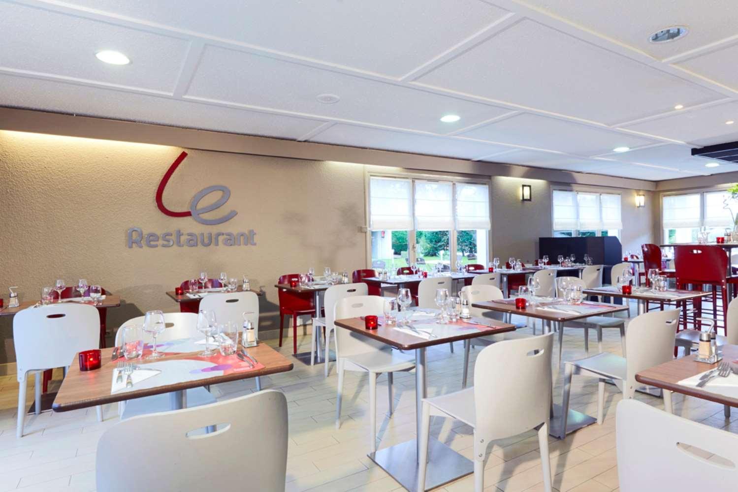 Restaurant - Hotel Campanile Metz Est - Technopole