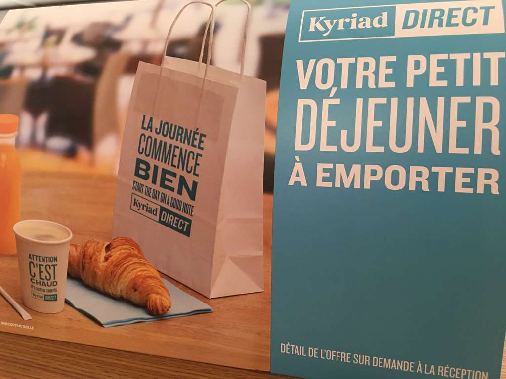 Hotel Kyriad Direct Metz Nord - Woippy
