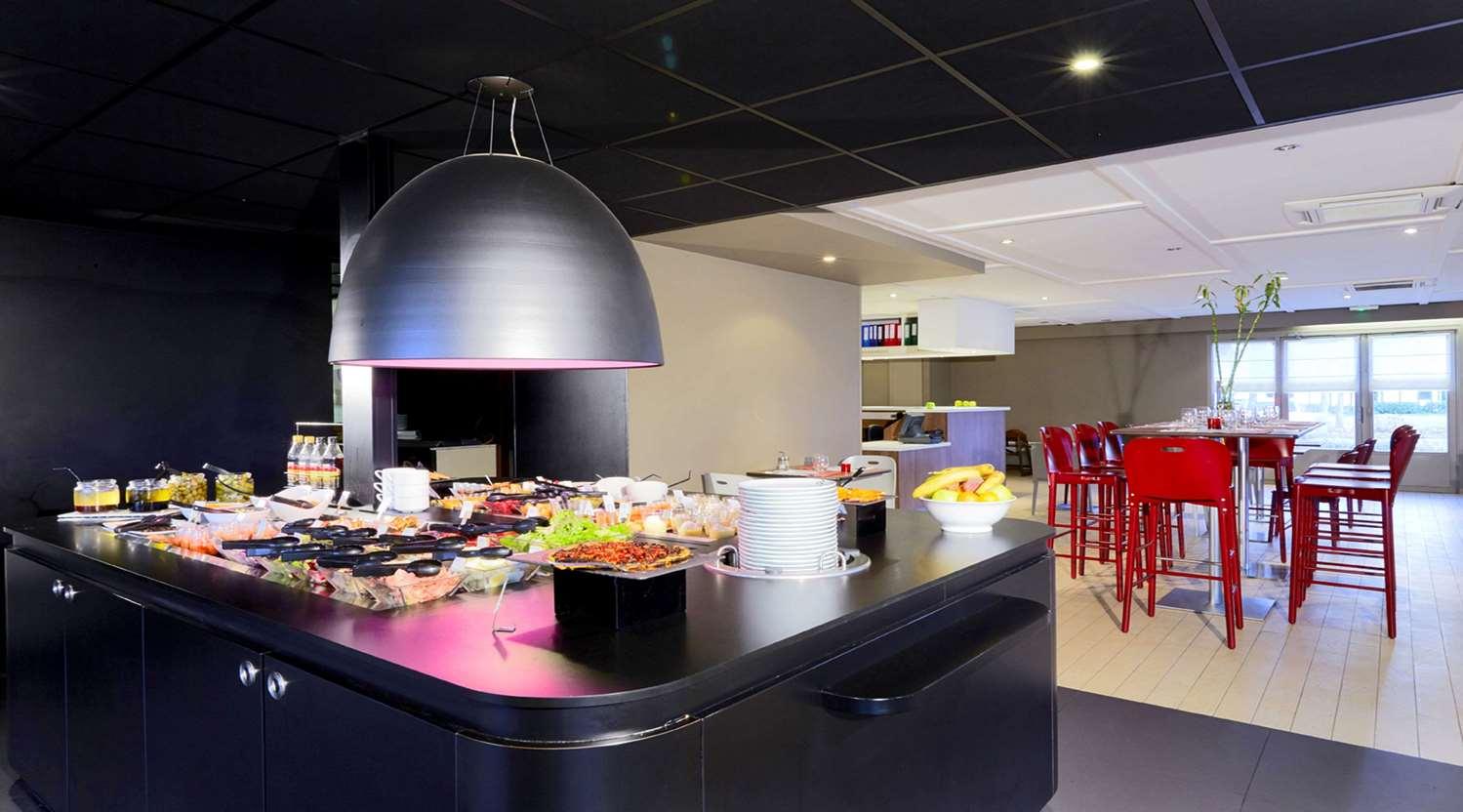 Restaurant - Hotel Campanile Metz Sud - Jouy Aux Arches