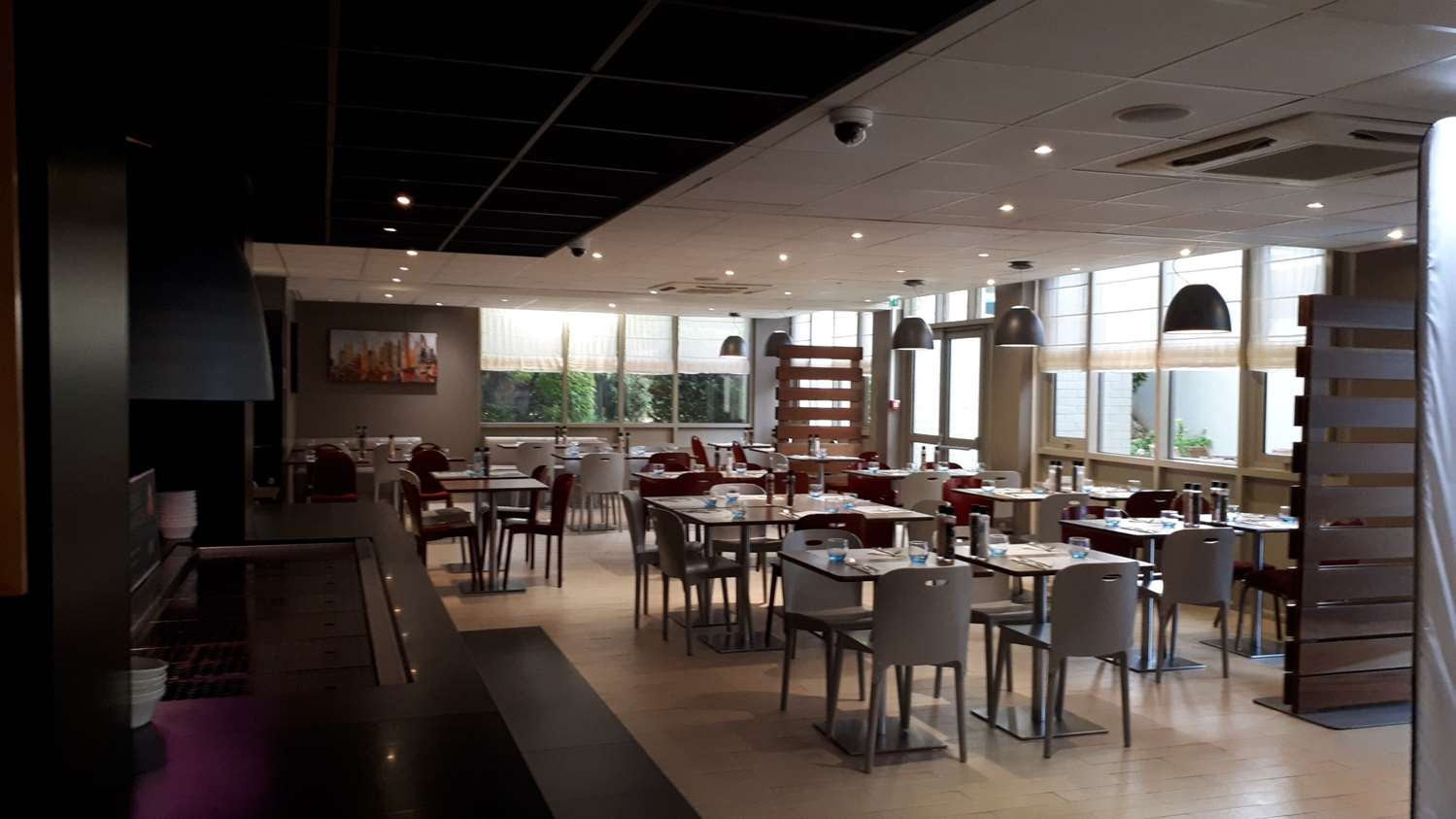 Restaurant - Hotel Campanile Marne La Vallee - Torcy
