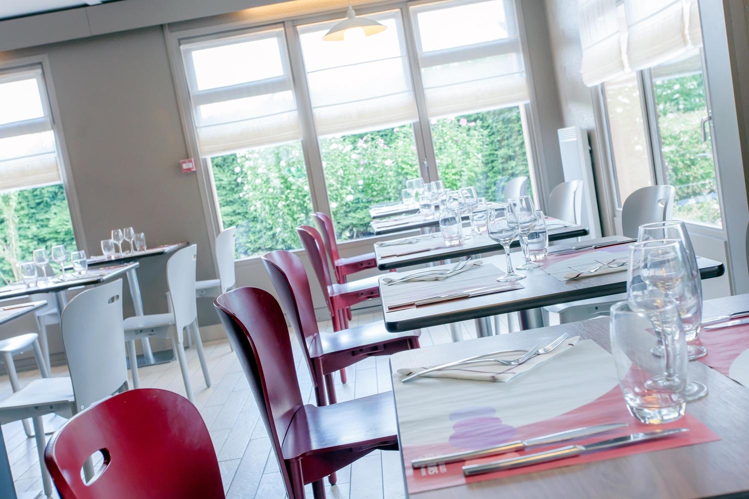 Restaurant - Hôtel Kyriad Montauban Sud - Albasud