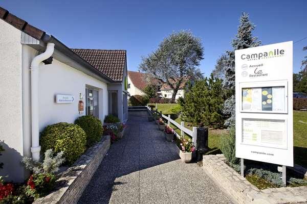 Hotel CAMPANILE MONTBELIARD - Sochaux