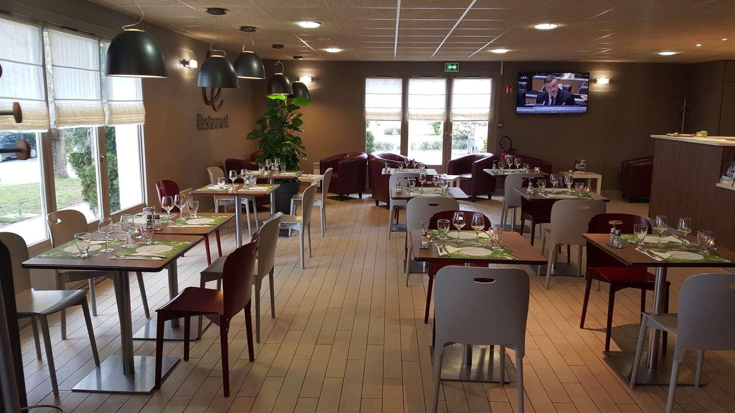 Restaurant - Hôtel Campanile Montlucon - Saint Victor