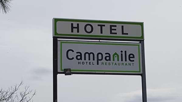 Campanile MONTLUCON - Saint Victor