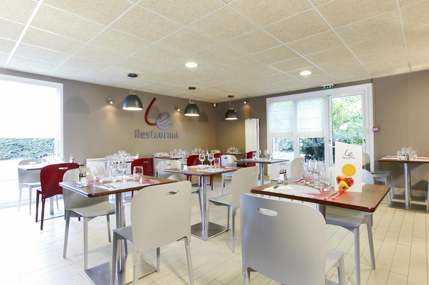 Restaurant - Hotel Campanile Mulhouse Nord - Illzach Ile Napoléon