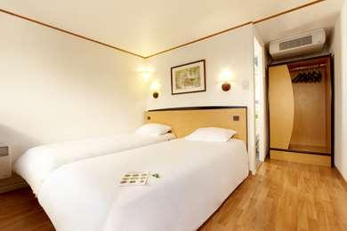 米卢斯北部伊尔扎克拿破仑岛康铂酒店(Hotel Campanile Mulhouse Nord - Illzach Ile Napoléon)