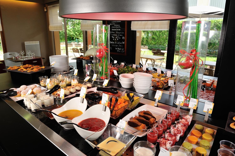 Restaurant - Hotel Kyriad Direct Nancy Est - Essey