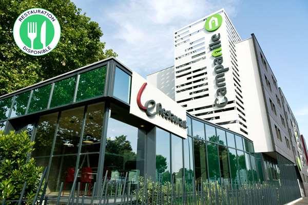 HOTEL CAMPANILE NANTES CENTRE - Saint Jacques