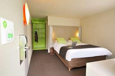 南特东部卢瓦尔河畔圣塞巴斯蒂安康铂酒店