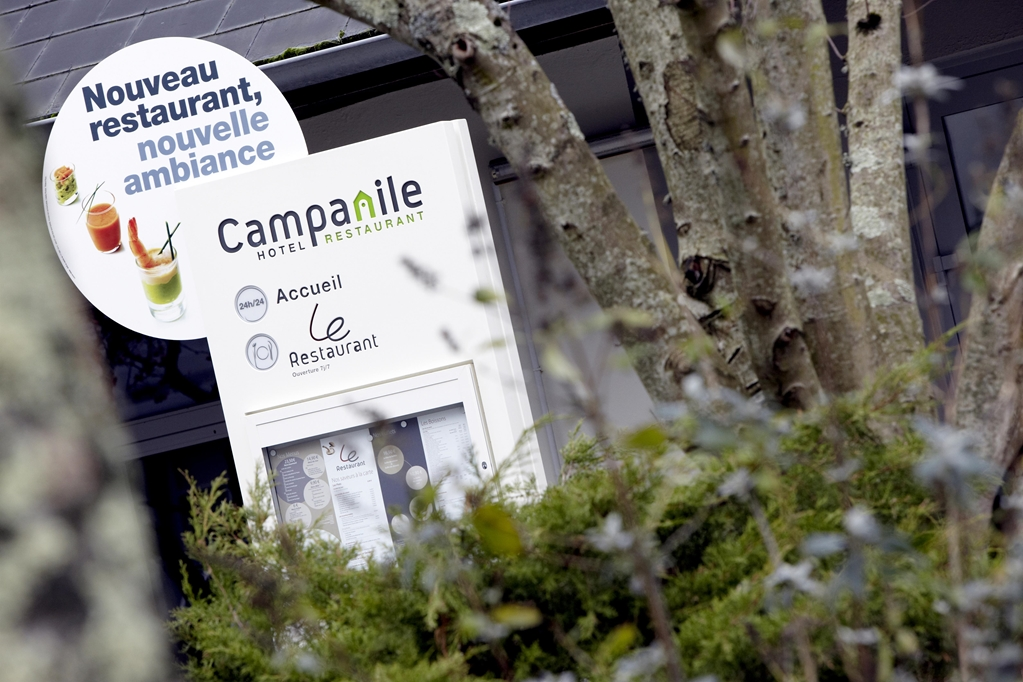 H U00f4tel Restaurant Campanile Nantes Ouest