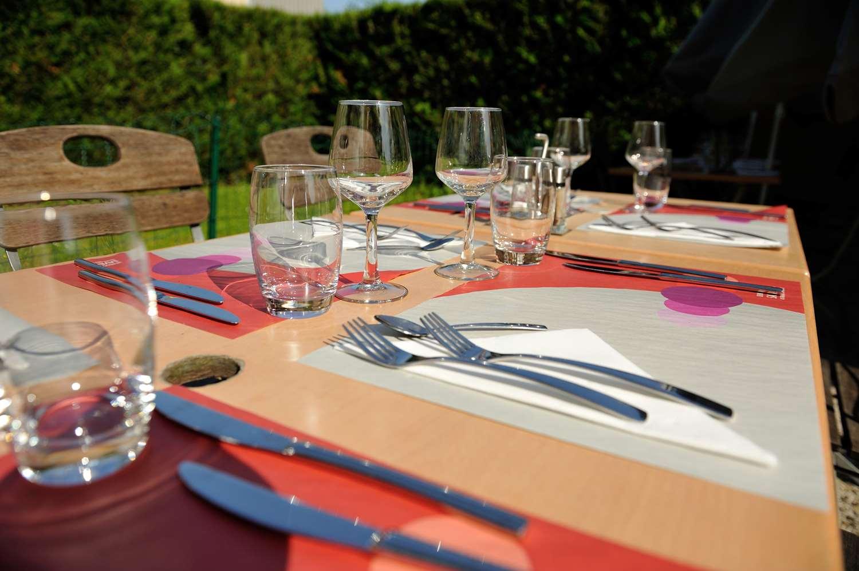 Restaurant - Hôtel Campanile Nantes Sud - Rezé Aéroport