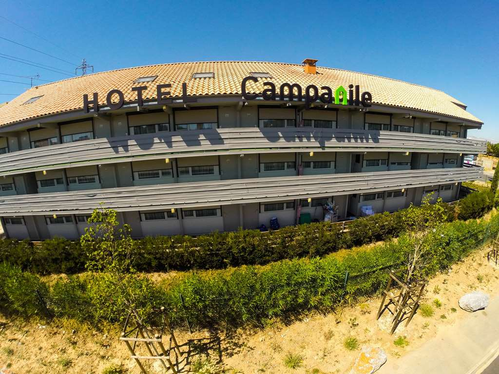 H tel restaurant campanile narbonne campanile for Hotels narbonne