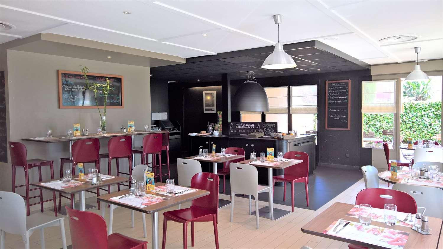 Restaurant - Hotel Campanile Nevers Nord - Varennes Vauzelles