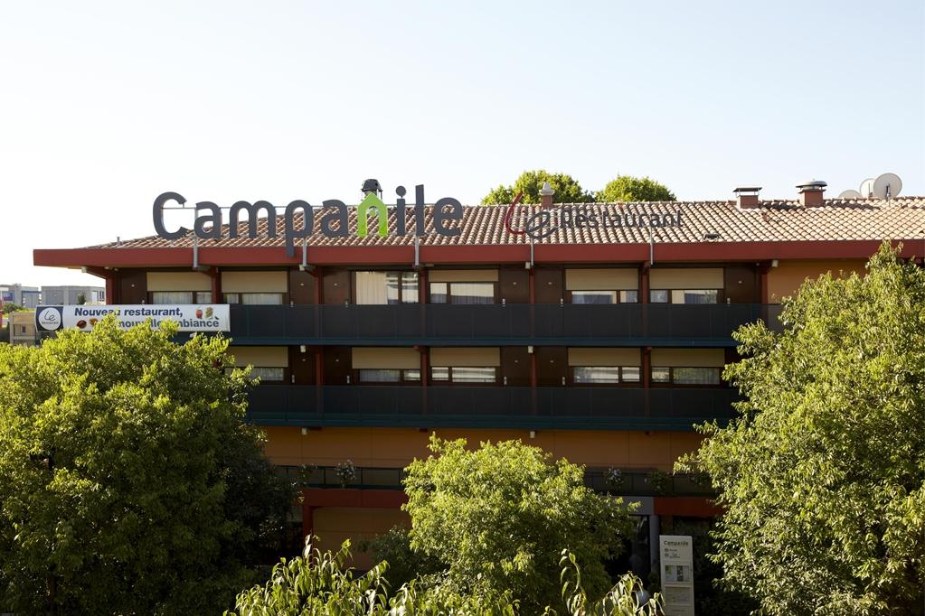 CAMPANILE NIMES CENTRE - Mas Carbonnel