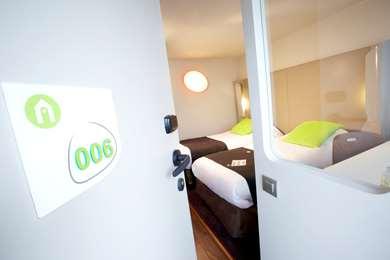 奥尔良北部萨兰康铂酒店(Hotel Campanile Orleans Nord - Saran)