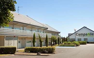 奥尔良西部拉沙佩勒圣梅曼康铂酒店(Hotel Campanile Orleans Ouest - La Chapelle St Mesmin)