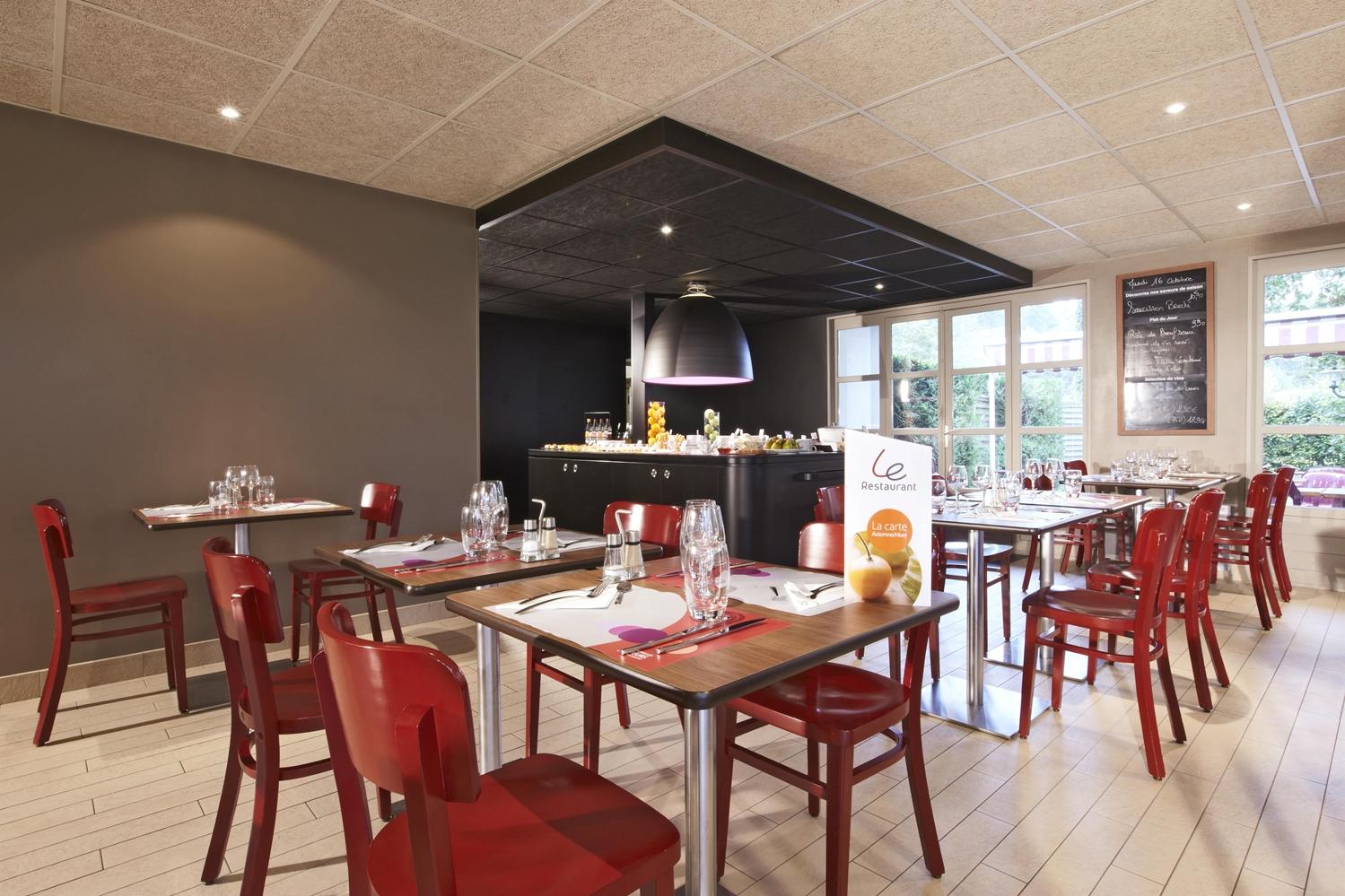 Restaurant - Hôtel Campanile Orleans Sud - La Source