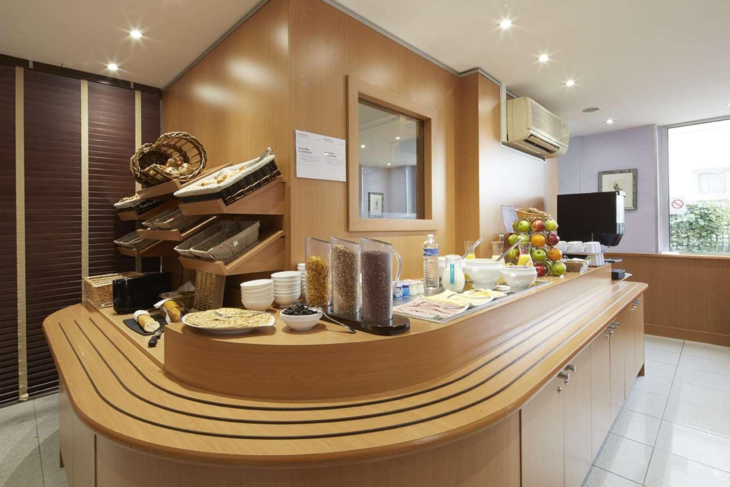 Restaurant - Hotel Campanile Paris 14 - Maine Montparnasse
