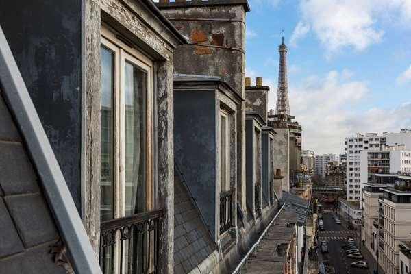 CAMPANILE PARIS XV - Tour Eiffel