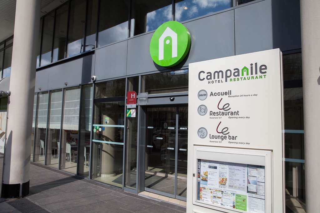 Campanile Paris 19 La Villette Bed Amp Breakfast Hotels
