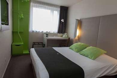 巴黎19区拉维莱特康铂酒店