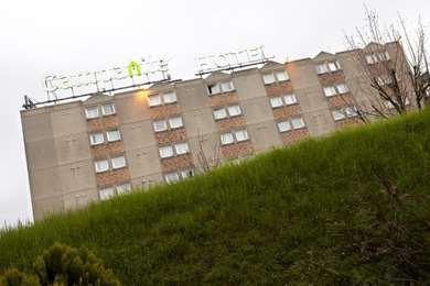 巴黎东部博比尼康铂酒店