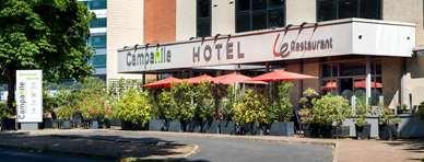 Hotel CAMPANILE PARIS NORD - Saint Ouen - Pleyel