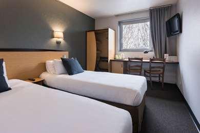 Hotel CAMPANILE PARIS NORD - Saint Denis - Quai de St Ouen (Pleyel)