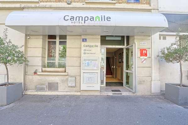 CAMPANILE PARIS OUEST - Boulogne