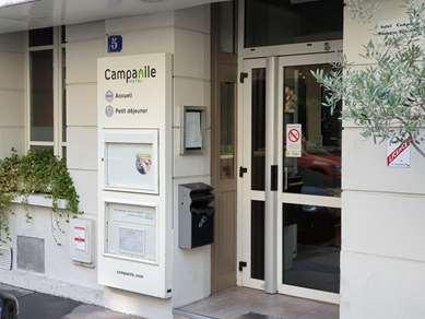 Hôtel CAMPANILE PARIS OUEST - Boulogne