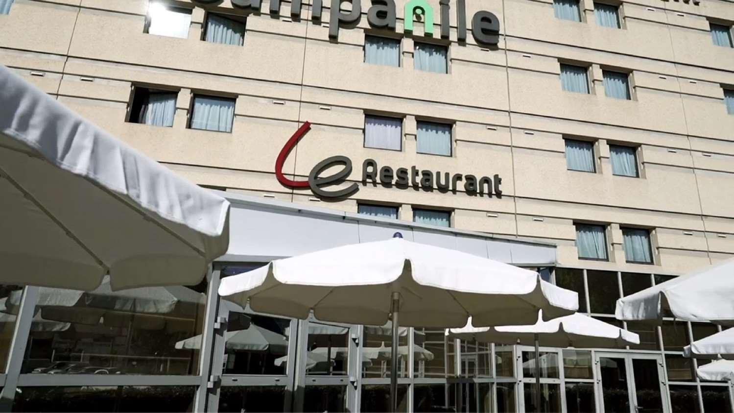 Restaurant - Hotel Campanile Paris Ouest - Gennevilliers Barbanniers