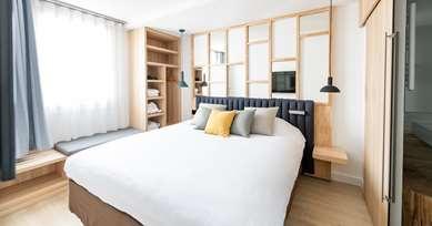 巴黎西部苏雷斯尼桥康铂酒店(Hotel Campanile Paris Ouest - Pont De Suresnes)