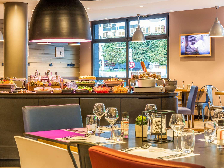 Restaurant - Hotel Campanile Paris Ouest - Pont De Suresnes