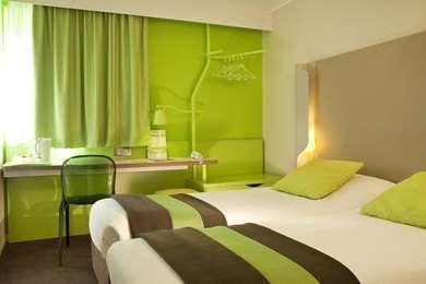 Hotel restaurant Campanile Paris Sud - Porte D'Italie