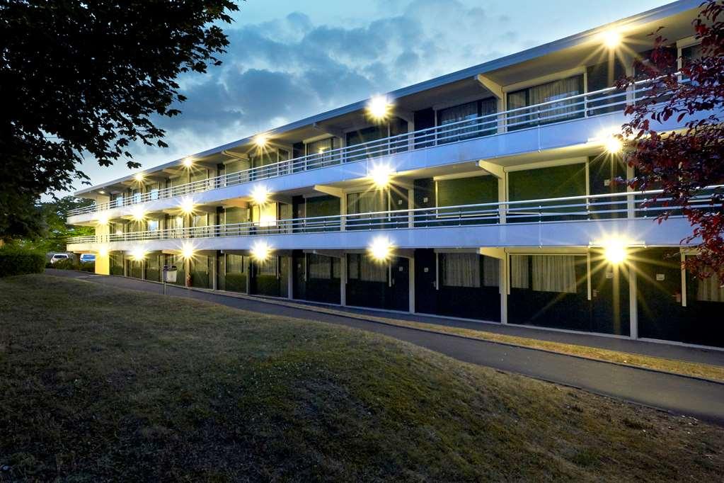 普瓦捷未来世界动感乐园康铂酒店(Hotel Campanile Poitiers - Site Du Futuroscope)