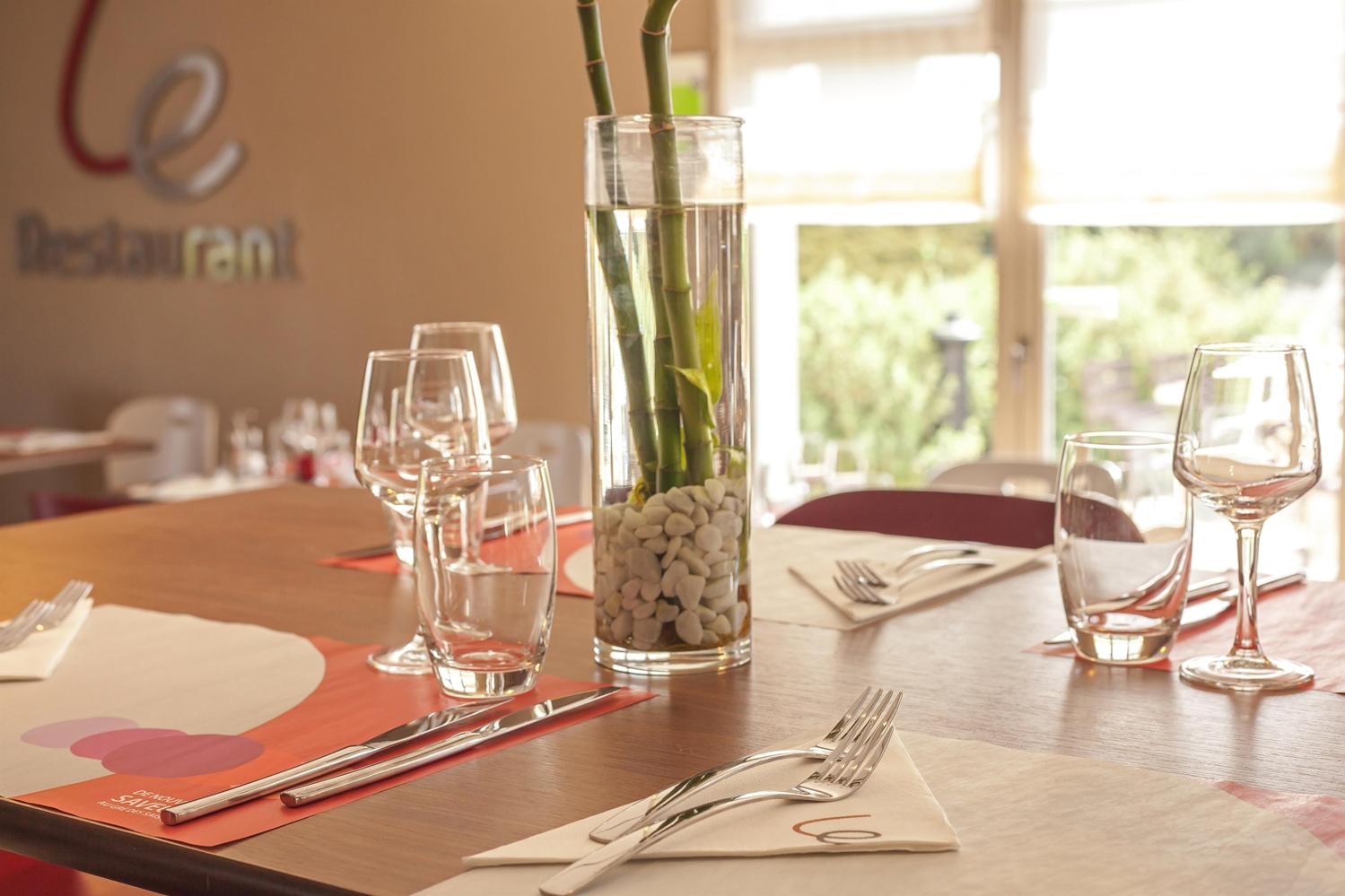 Restaurant - Hotel Campanile Poitiers Sud - Aéroport