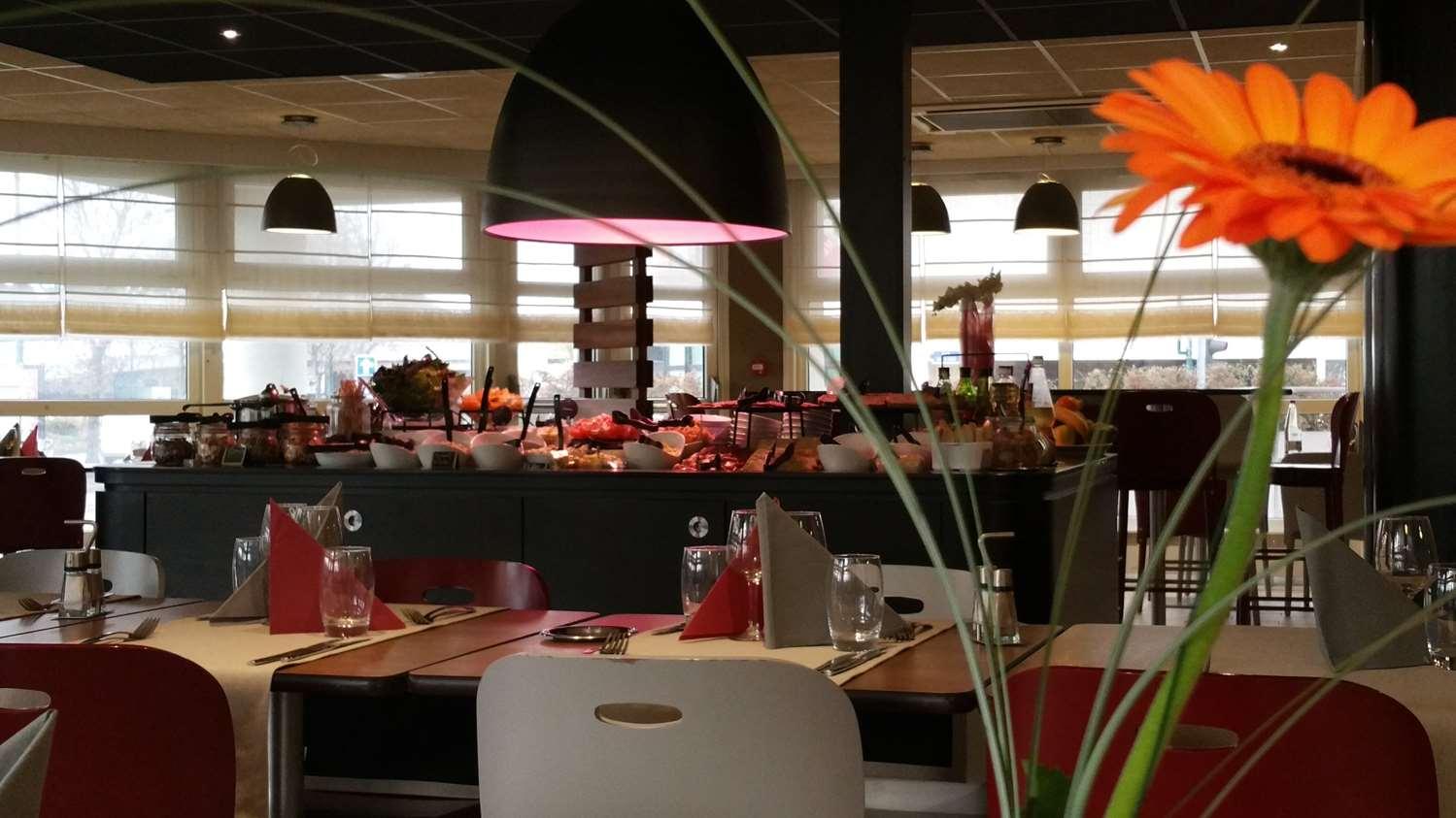 Restaurant - Hotel Campanile Reims Centre - Cathédrale
