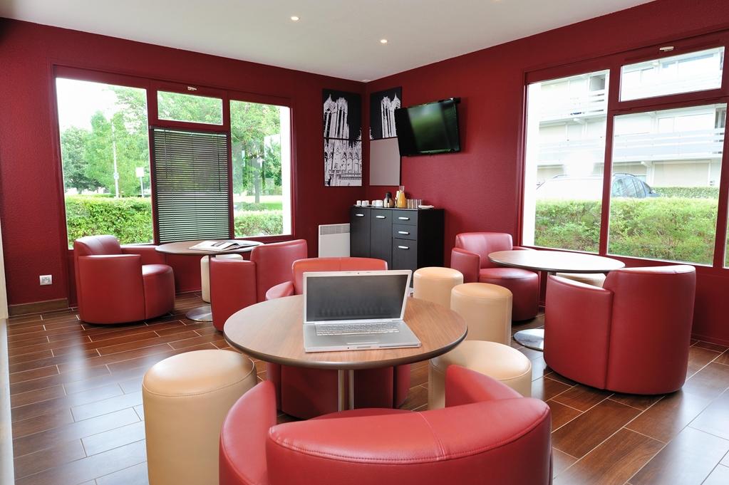 H U00f4tel Restaurant Campanile Reims Est