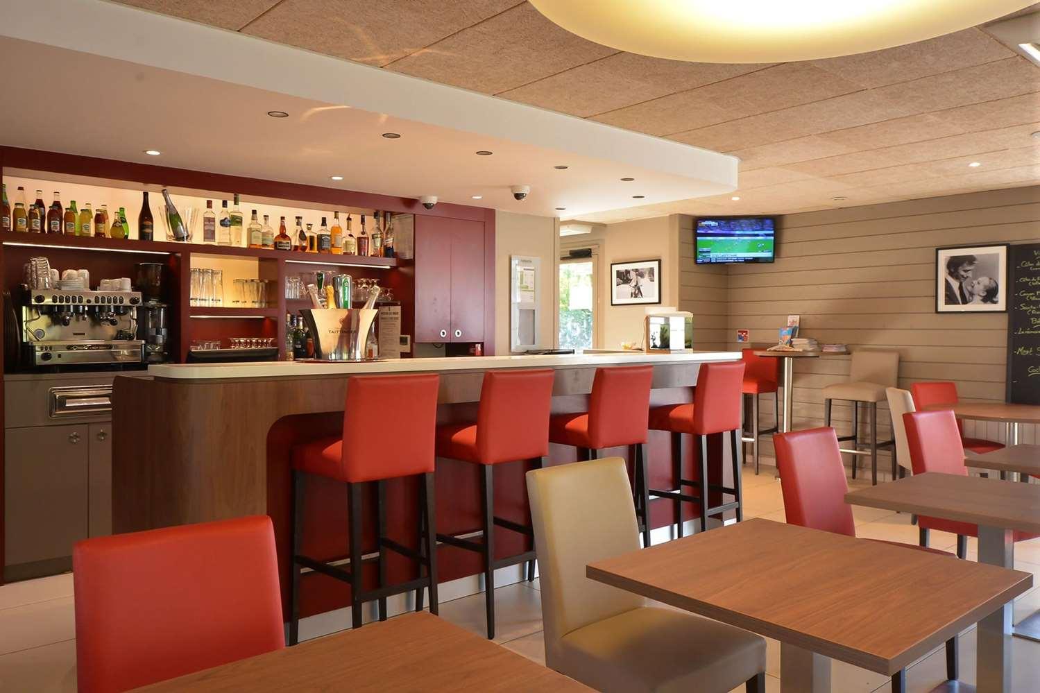 Restaurant - Hotel Campanile Reims Ouest - Tinqueux