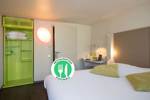 HOTEL CAMPANILE REIMS OUEST - Tinqueux