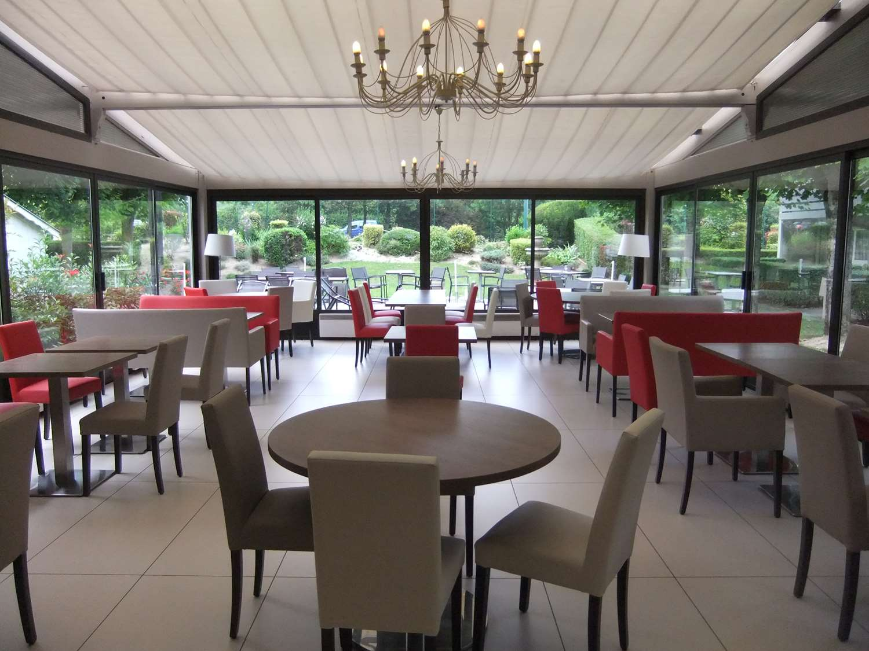 Restaurant - Hôtel Campanile Reims Sud - Bezannes