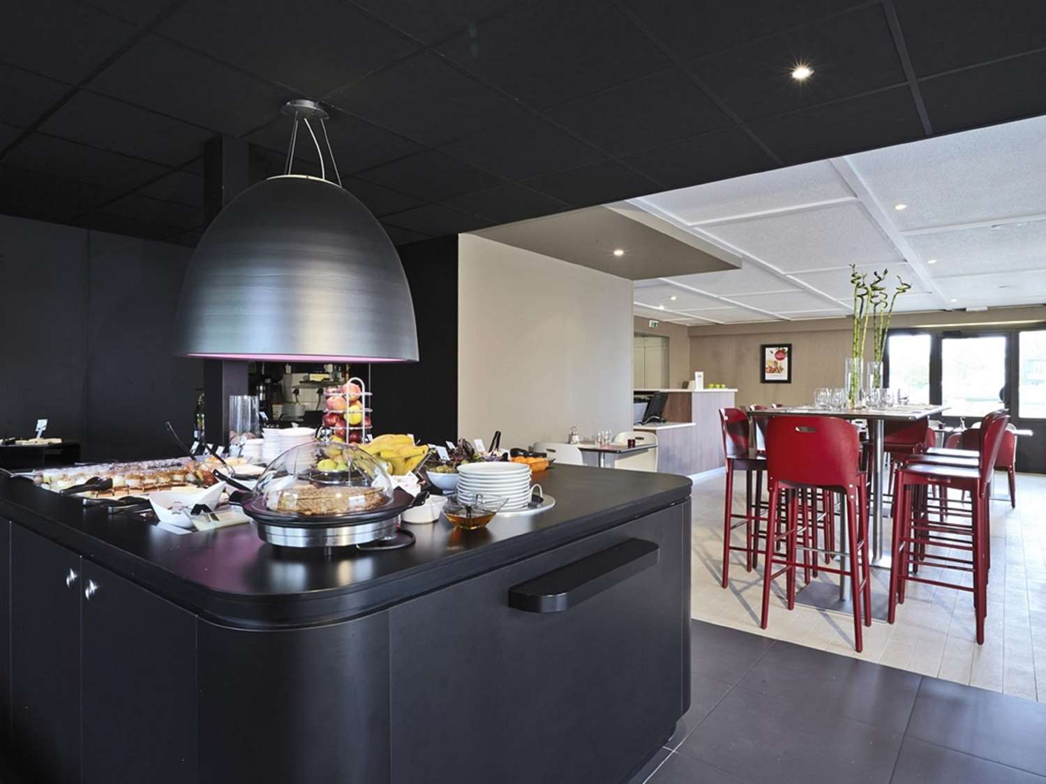Restaurant - Hotel Campanile Rennes Ouest - Cleunay