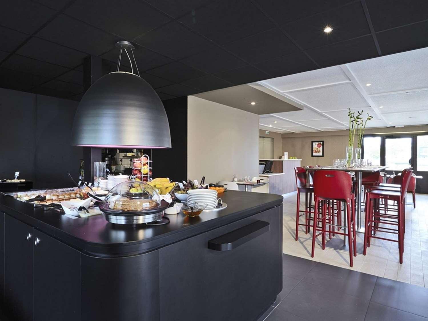 Restaurant - Hôtel Campanile Rennes Ouest - Cleunay