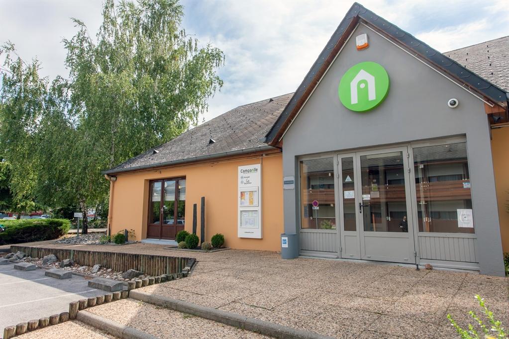 H U00f4tel Restaurant Campanile Rodez