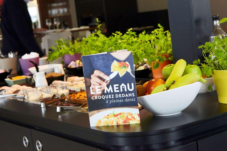 Restaurant - Hotel Campanile Roissy - Aéroport Cdg - Le Mesnil Amelot
